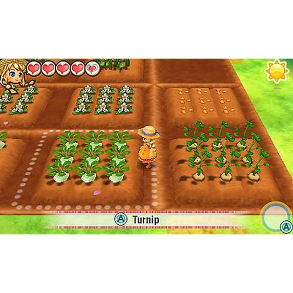 Joc Story of Seasons: Trio of Towns pentru Nintendo 3DS 4