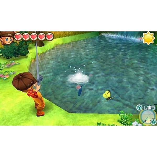 Joc Story of Seasons: Trio of Towns pentru Nintendo 3DS 8
