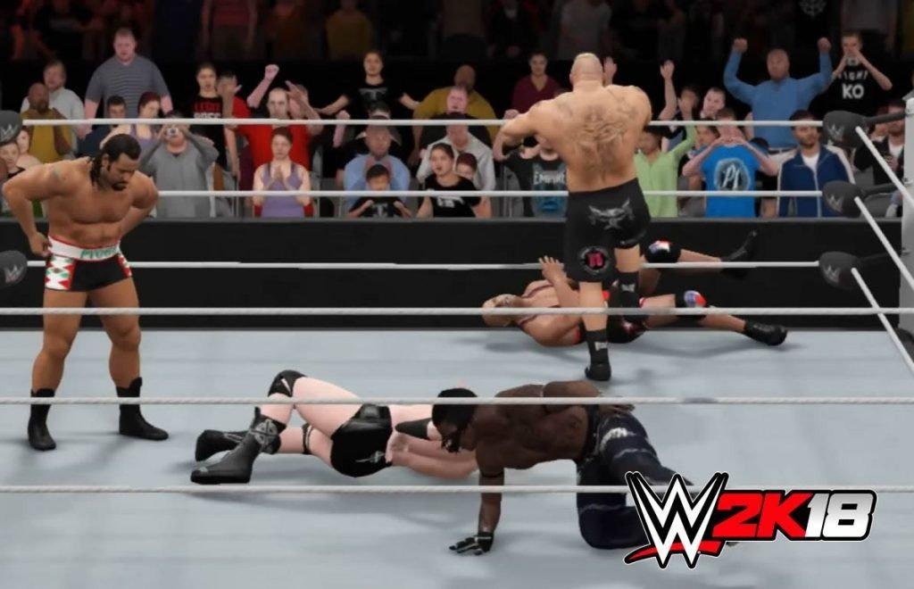 Joc WWE 2k18 pentru Nintendo Switch 1