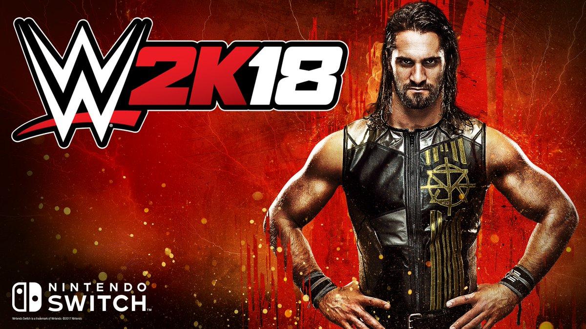 Joc WWE 2k18 pentru Nintendo Switch 2
