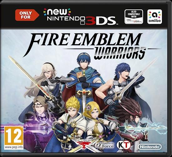 Joc Fire Emblem Warriors pentru Nintendo 3DS 0