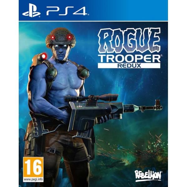 Joc Rogue Trooper Redux pentru PS4 0