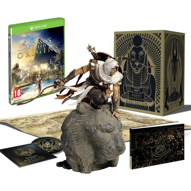 Joc Assassin's Creed Origins Gods Edition pentru Xbox One 0