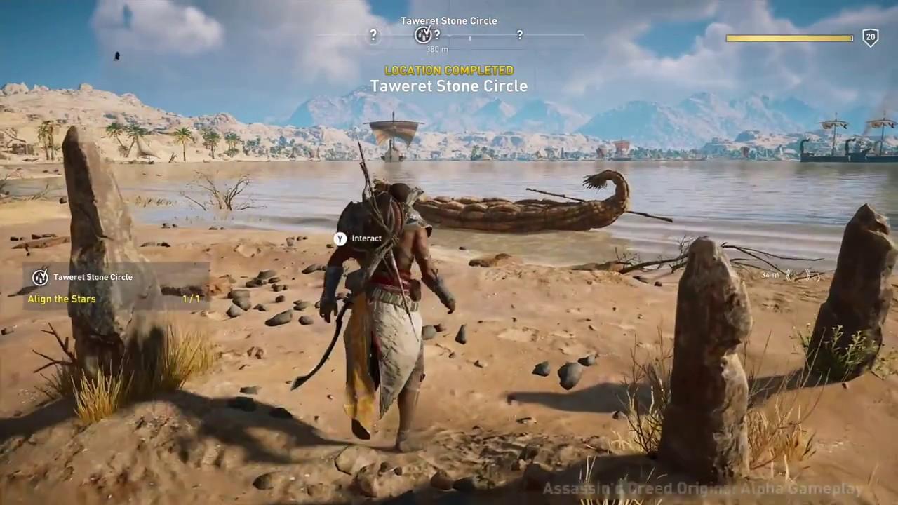Joc Assassin's Creed Origins Gods Edition pentru Xbox One 4