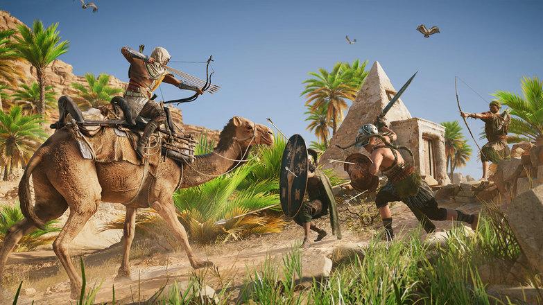 Joc Assassin's Creed Origins Gods Edition pentru Xbox One 6