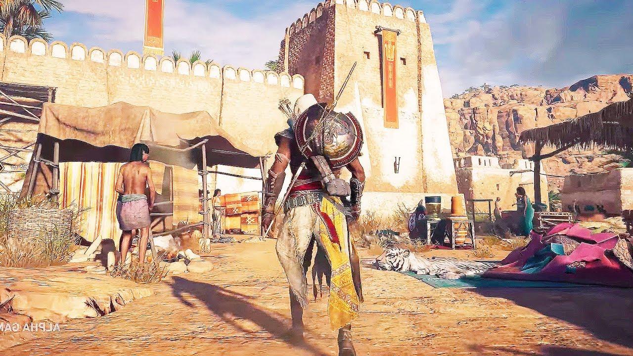 Joc Assassin's Creed Origins Gods Edition pentru Xbox One 7