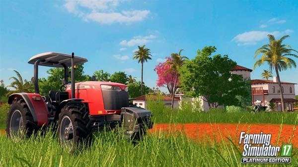 Joc Farming Simulator 17 - Platinum Edition pentru PC 4