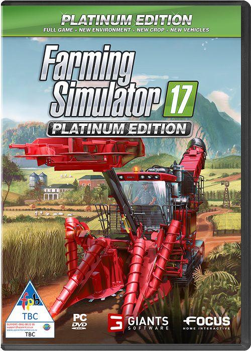 Joc Farming Simulator 17 - Platinum Edition pentru PC 0