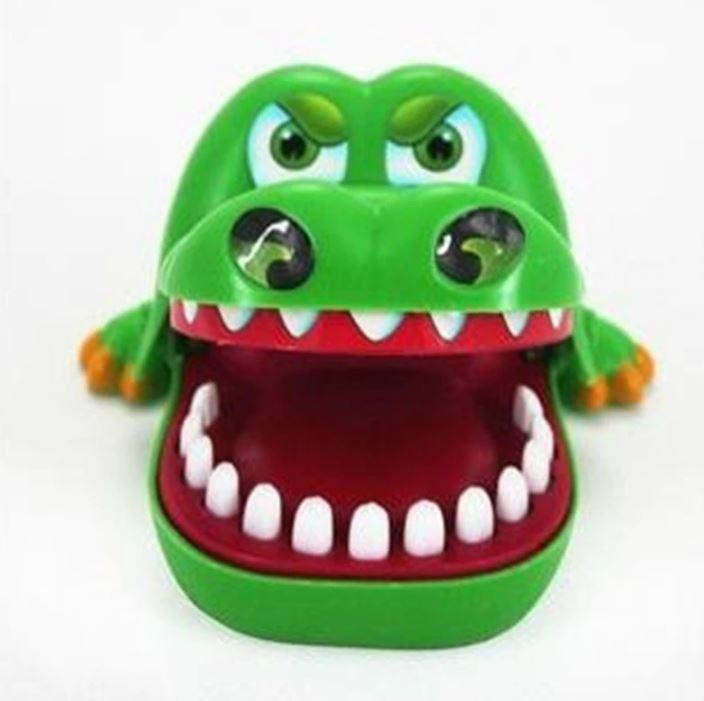 Joc Copii, La dentist cu Crocodilul, 3+, Verde 5