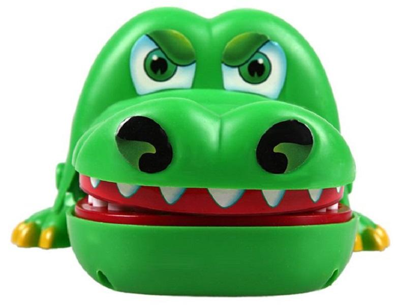 Joc Copii, La dentist cu Crocodilul, 3+, Verde 0
