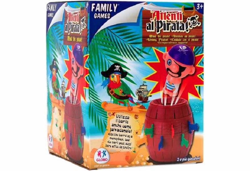 Butoiul cu Pirati, Joc Interactiv, Multicolor 2