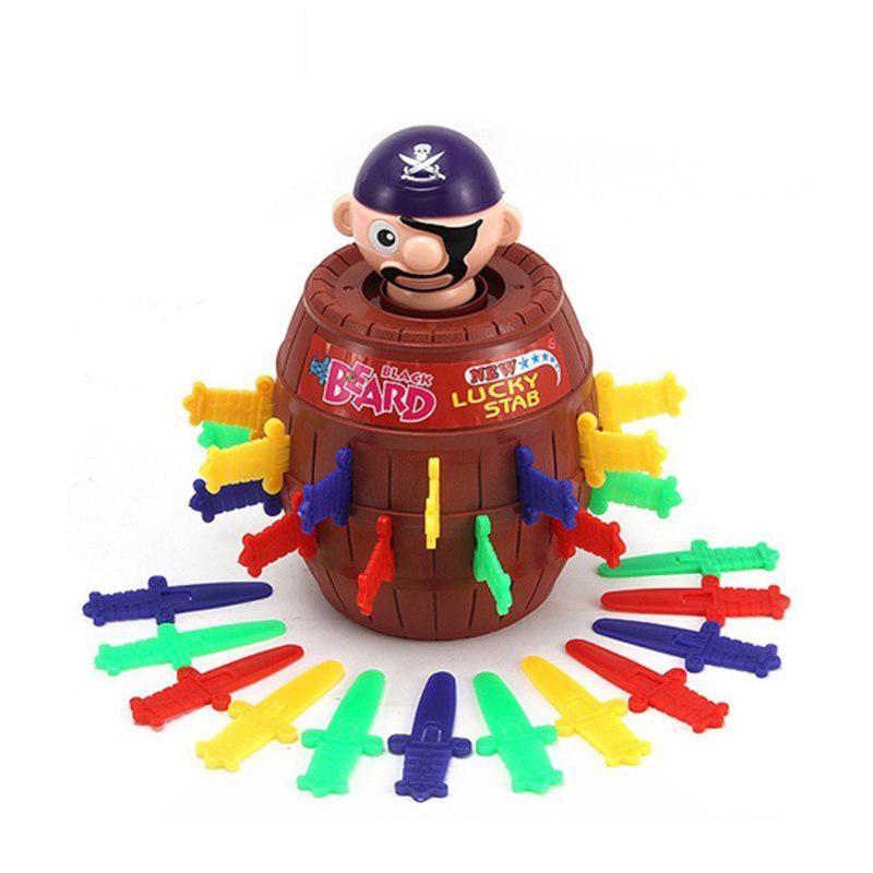 Butoiul cu Pirati, Joc Interactiv, Multicolor 3