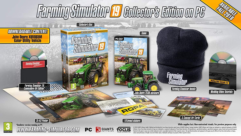 Joc Farming Simulator 19 Collector's Edition pentru PC 3