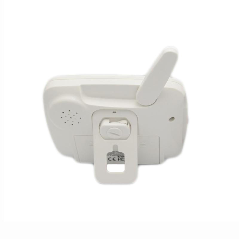 Baby Monitor Smart SI-LiveSmart SM55, WI-FI, Rotire 360⁰, Talk-Back, Activare Vocala, Cantece Leagan incorporate, Alb/Negru 3