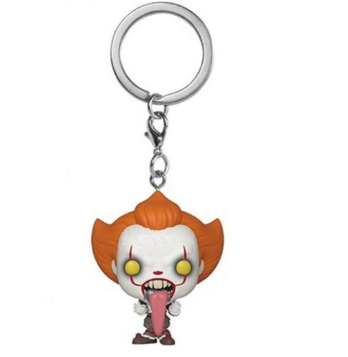Breloc Funko Pocket POP! IT Chapter 2 - Pennywise Funhouse with Dog Tongue Vinyl Figure 1