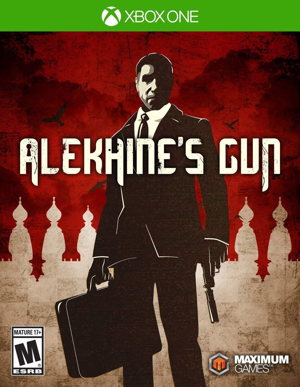 Joc Alekhine's Gun pentru Xbox One 0