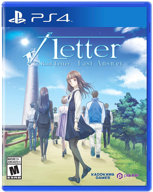 Joc Root Letter: Last Answer - Day One Edition pentru PlayStation 4 0