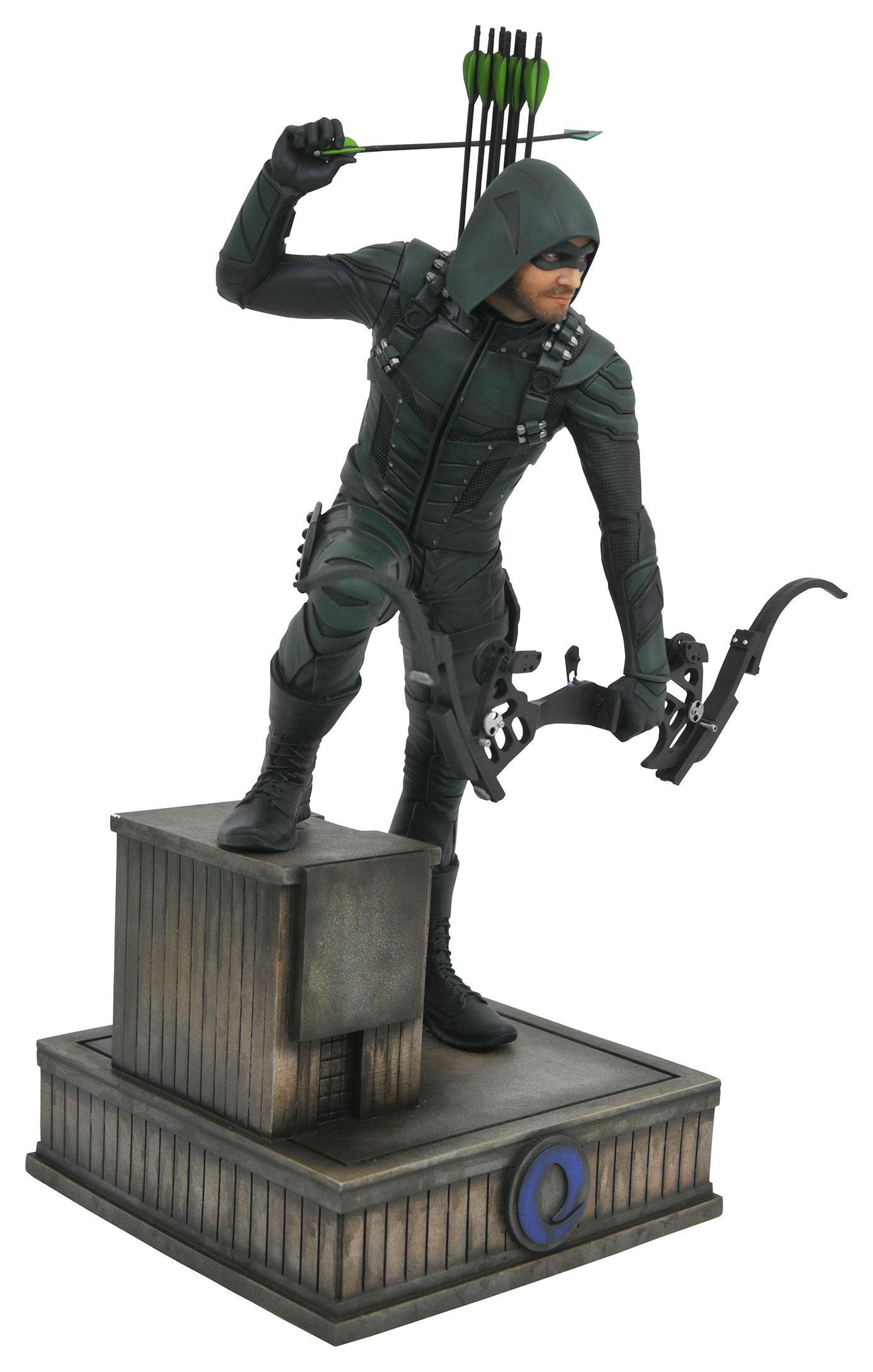 Figurina DC Gallery Green Arrow PVC 0