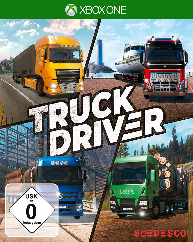 Joc Truck Driver pentru Xbox One 0