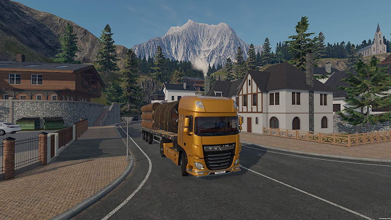 Joc Truck Driver pentru Xbox One 5
