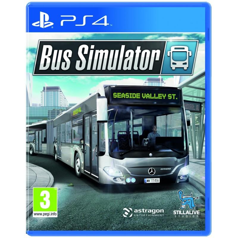Joc Bus Simulator pentru PlayStation 4 0
