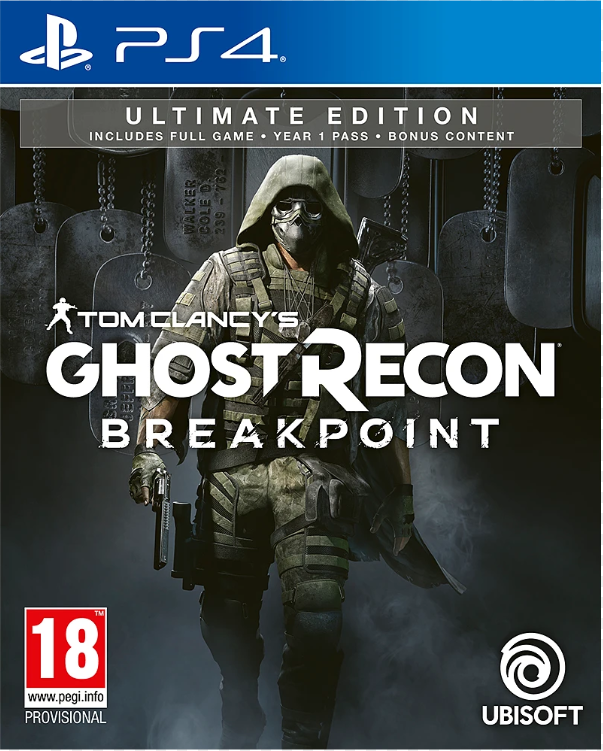 Joc Tom Clancy's Ghost Recon: Breakpoint - Ultimate Edition pentru PlayStation 4 0