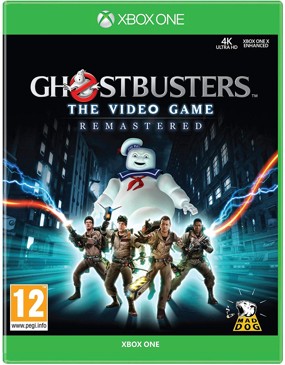 Joc Ghostbusters: The Video Game - Remastered pentru Xbox One 0