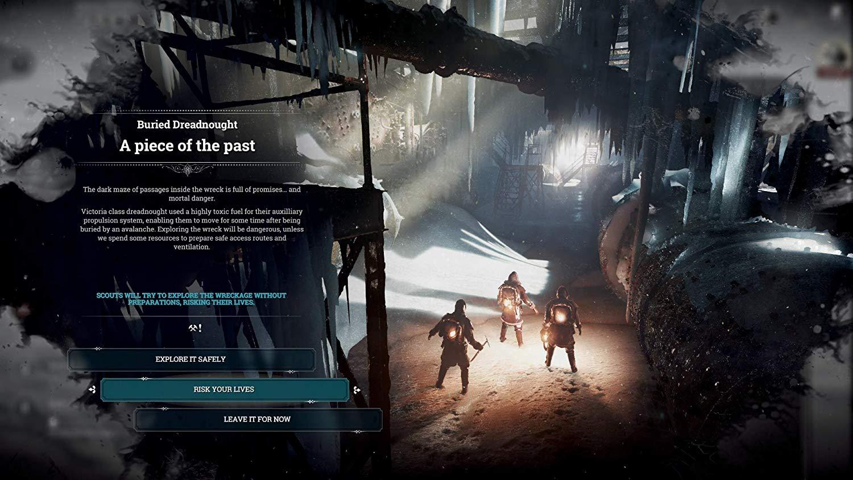 Joc Frostpunk Console Edition pentru PlayStation 4 1