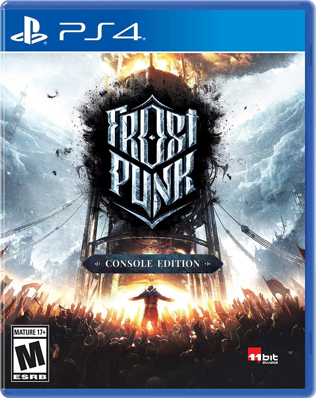 Joc Frostpunk Console Edition pentru PlayStation 4 0