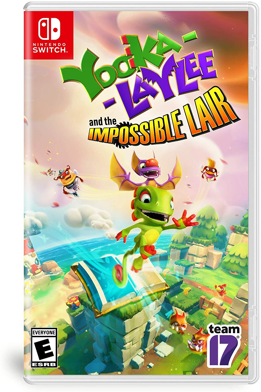 Joc Yooka-Laylee The Impossible Lair pentru Nintendo Switch 0