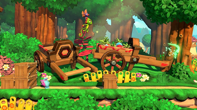 Joc Yooka-Laylee The Impossible Lair pentru Nintendo Switch 6