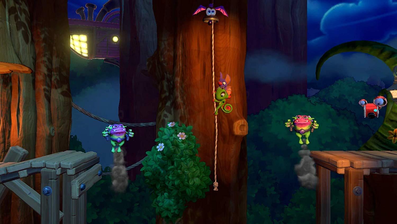 Joc Yooka-Laylee The Impossible Lair pentru PlayStation 4 2