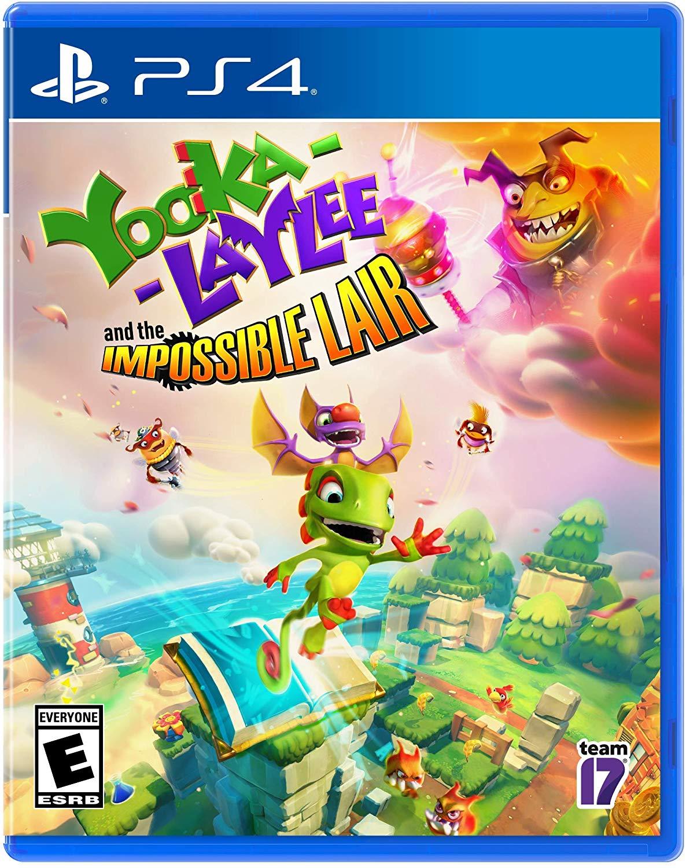 Joc Yooka-Laylee The Impossible Lair pentru PlayStation 4 0