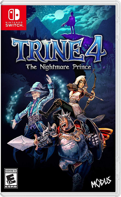 Joc Trine 4: The Nightmare Prince pentru Nintendo Switch 0