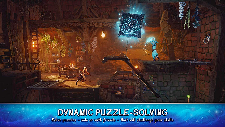 Joc Trine 4: The Nightmare Prince pentru Nintendo Switch 2