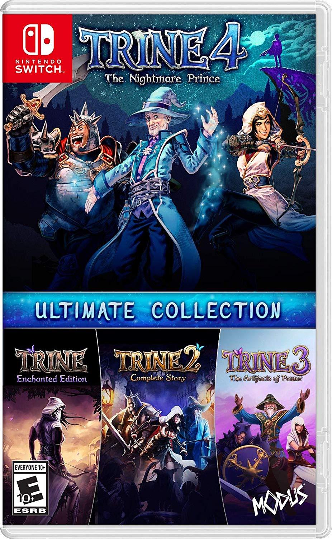 Joc Trine - Ultimate Collection pentru Nintendo Switch 0