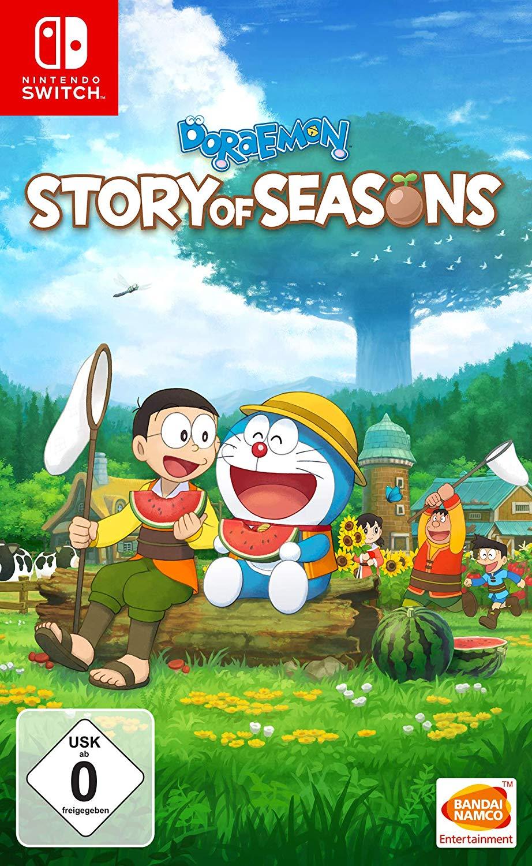 Joc Doraemon: Story of Seasons pentru Nintendo Switch 0