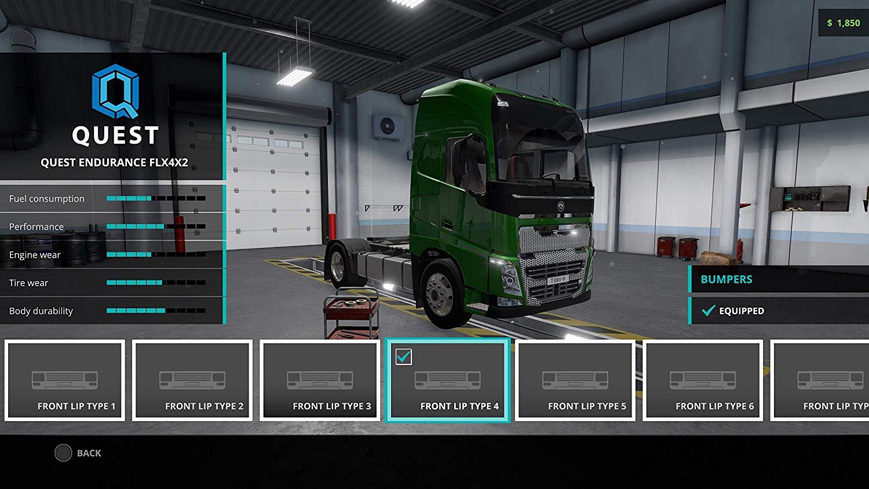 Joc Truck Driver pentru PlayStation 4 4