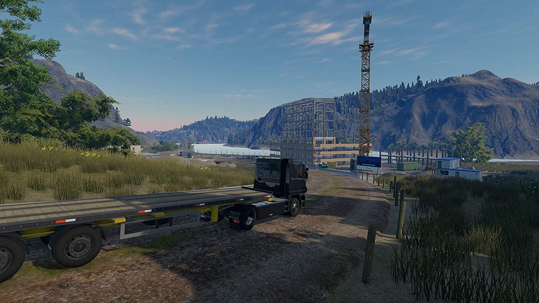 Joc Truck Driver pentru PlayStation 4 5