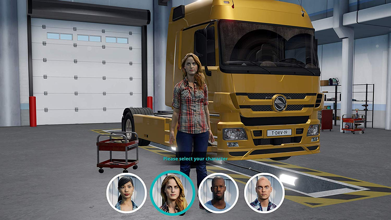 Joc Truck Driver pentru PlayStation 4 7