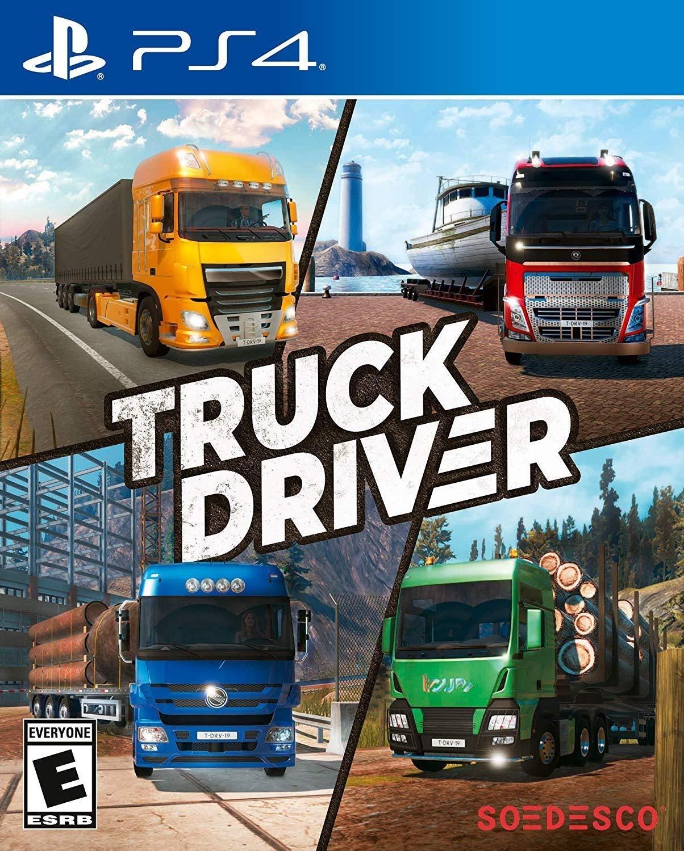 Joc Truck Driver pentru PlayStation 4 0