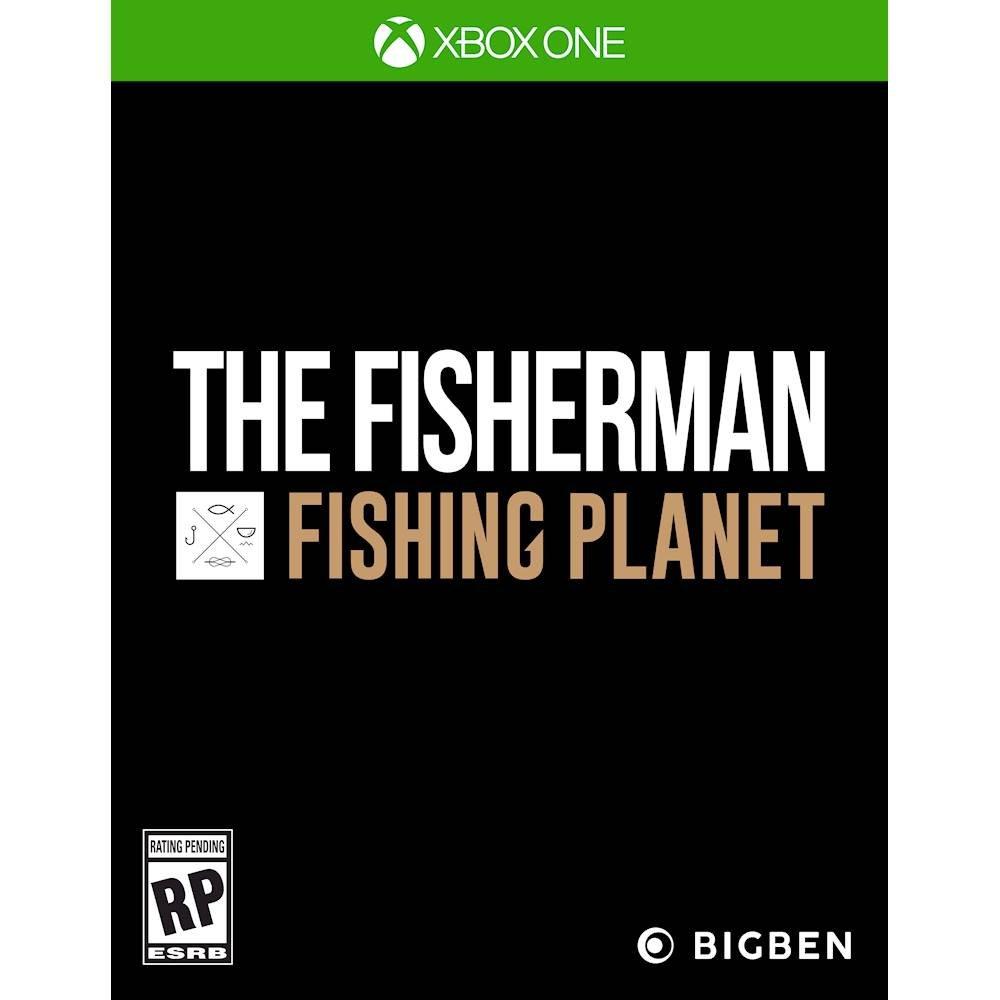 Joc The Fisherman Fishing Planet pentru Xbox One 0