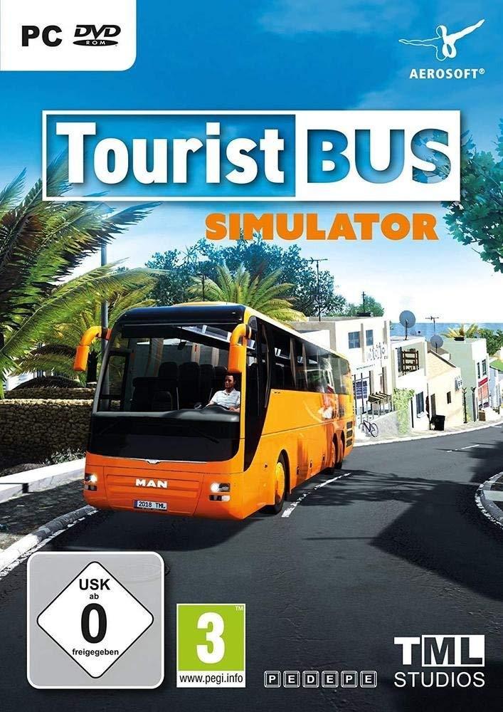 Joc Tourist Bus Simulator Steam CD key pentru PC 0