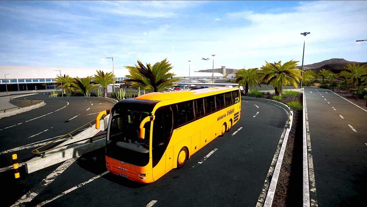 Joc Tourist Bus Simulator Steam CD key pentru PC 4