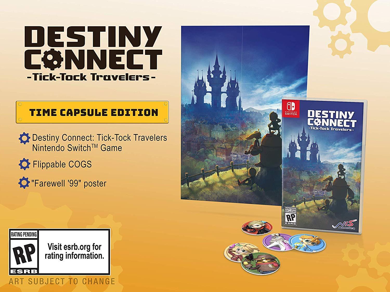 Joc Destiny Connect Tick-Tock Travelers Time Capsule Edition pentru Nintendo Switch 6