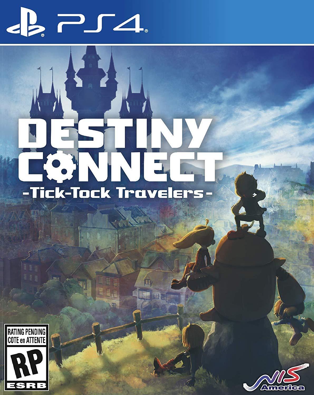 Joc Destiny Connect Tick-Tock Travelers pentru PlayStation 4 0