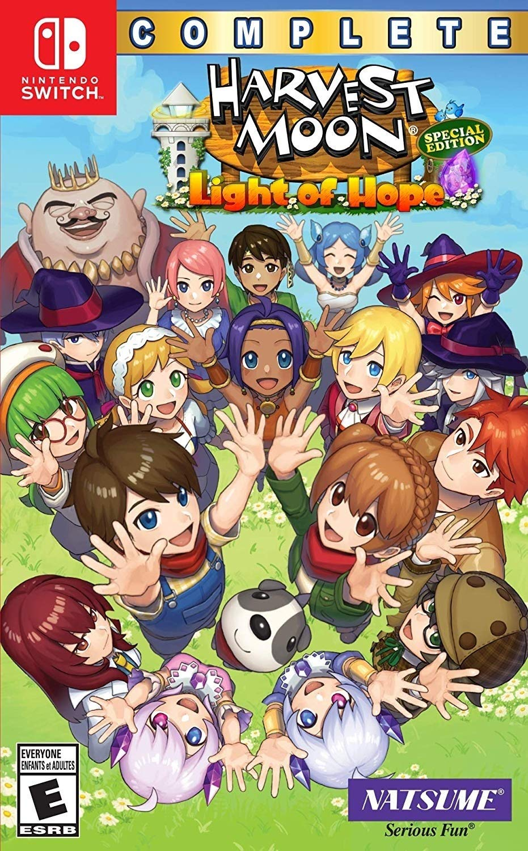 Joc Harvest Moon Light of Hope Complete Special Edition pentru Nintendo Switch 0