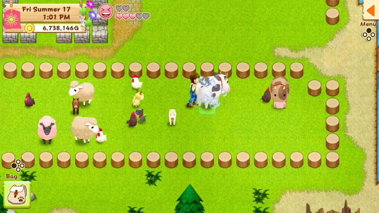Joc Harvest Moon Light of Hope Complete Special Edition pentru Nintendo Switch 3