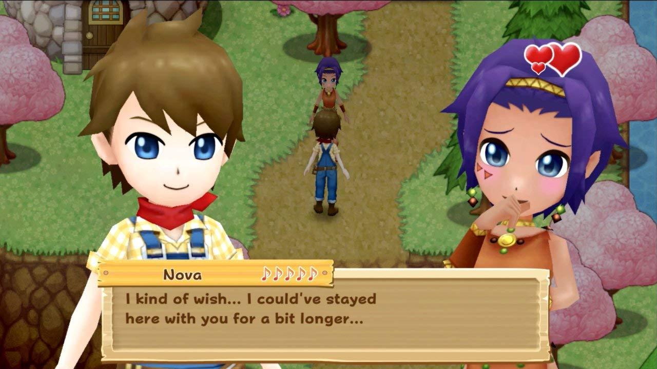 Joc Harvest Moon Light of Hope Complete Special Edition pentru Nintendo Switch 4