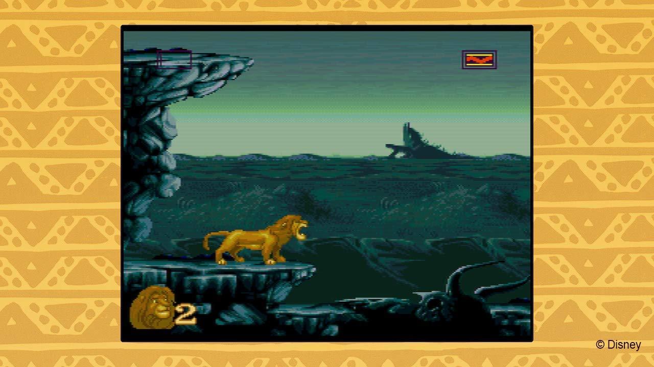 Joc Disney Classic Games Aladdin & The Lion King pentru PlayStation 4 2